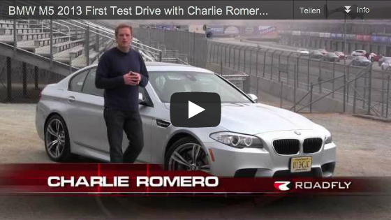 Video BMW M5: BMW Aktie Kursziel / Chartanalyse
